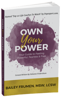 Own Your Power Book